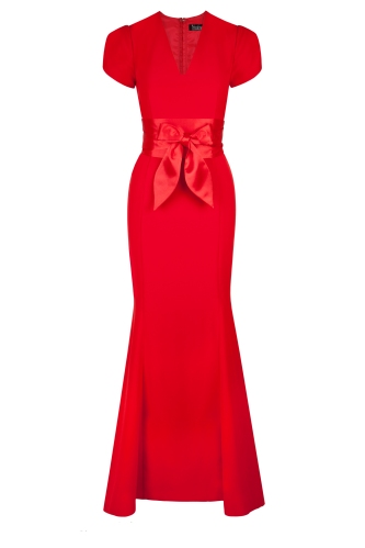 Design_Centre_-_Tricotine_Red_Long_Chantal_Dress_with_Obi_Belt_-_High_Res