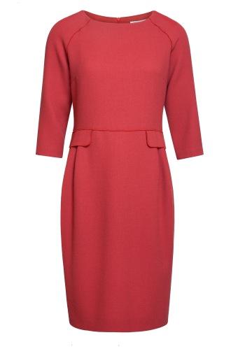 Ellen_B_-_Gossip_Terracotta_Wool_Crepe_Dress_-_High_Res